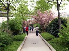 Promenade Plantée.