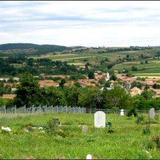 Vesnice, která zamrzla před 200 lety, kdy se sem Češi nastěhovali.