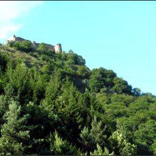 Můj hrad. Můj pravý hrad, na kterém jsem žil. V roce 1457 mi ho začali stavět zajatci z řad vzpurných Sasů, které jsem nenechal nabodnout na kůl v Tirgoviśti. Sasové usilovali o mé svržení...nepoddajný národ. Národ, který pozval můj krutý otec Vlad Dracul, z Řádu rytířů draka, aby mu pomohli hlídat horské průsmyky před nájezdníky z Asie. K naší říši náleželo historické Valašsko, Moldavsko, Transylvánie, Banát, Bukovina, Dobrudža.