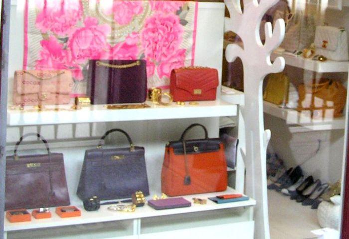 Hermés, Chanel, Louboutin, Dior...