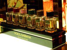 Dolce & Gabbana exkluzívní butiková řada Velvet collection
