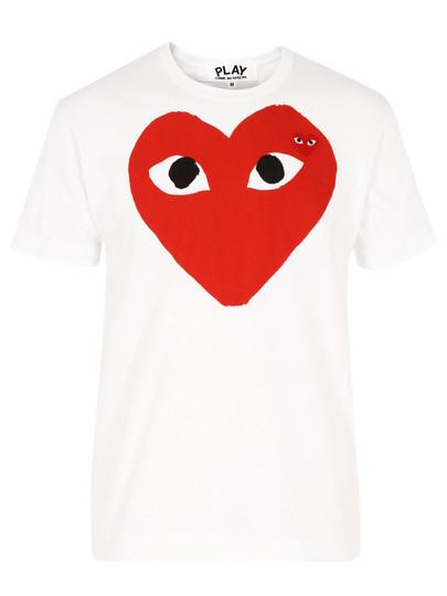 Comme-Des-Garcons-mens-P1T026-White-T-Shirt-1