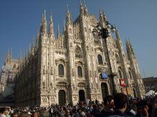 Il Duomo Milano a giorno