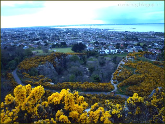Irsko dublin romana granatova