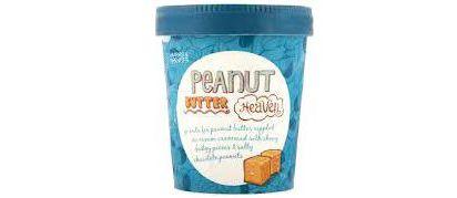 Jak ho popisuje Derad, chuťové buňky se mi vyladily na zmrzlinu Marks&Spencer Peanut Butter Heaven: smetanová zmrzlina proložená slanýma burákama, burákama v čokoládě a zamíchaná s osoleným burákovým máslem. Asi budu muset zakoupit zmrzlinu a napsat taky recenzi. Na Korrigan, samozřejmě. Romana