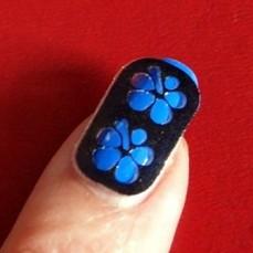 Essence Nail Art Design Stencils Romana Granatova