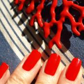 norma coral nails swatch www.frangipani.cz romana granatova (4)