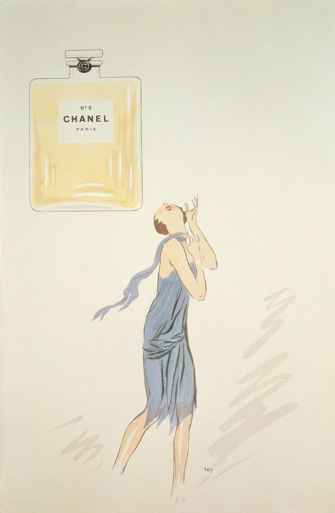 1921_TheFlapper_CHanel_No.5_Sem