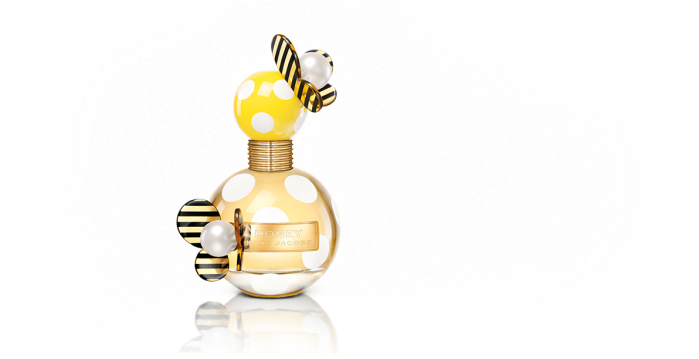 Zdroj: http://www.marcjacobs.com/products/honey1.0edp/honey-eau-de-parfum-1-0-oz