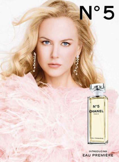 2005 - Nicole Kidman Chanel No.5 eau premiére
