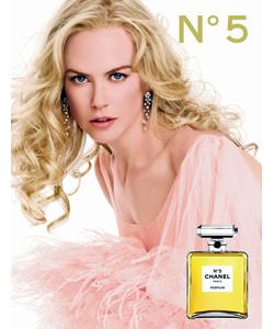 2005 - Nicole Kidman Chanel No.5