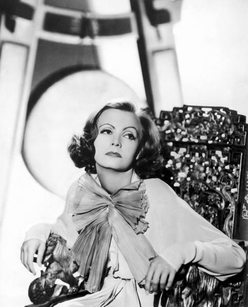Greta Garbo,, 1934 Zdroj: imdb.com