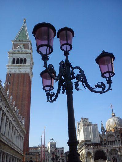 Tato fotka s vůní nijak nesouvisí, ale zkoušela jsem ji v Benátkách, fotka se mi líbila a je z Benátek...