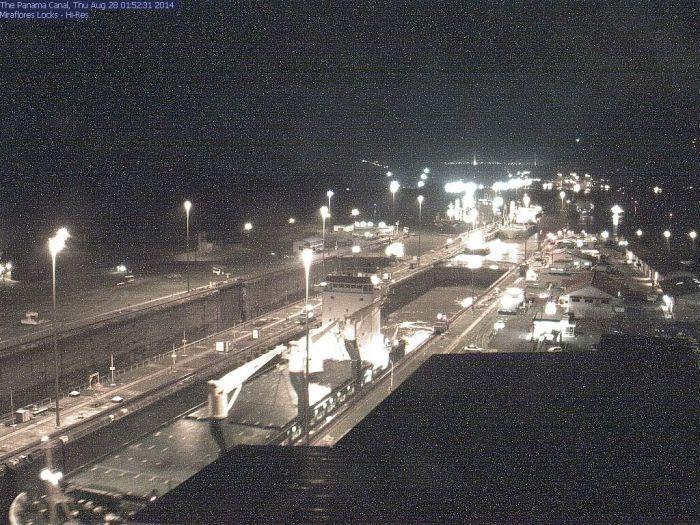 Panama Miraflores webcam