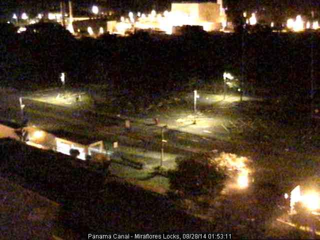 Panama Miraflores 2 webcam