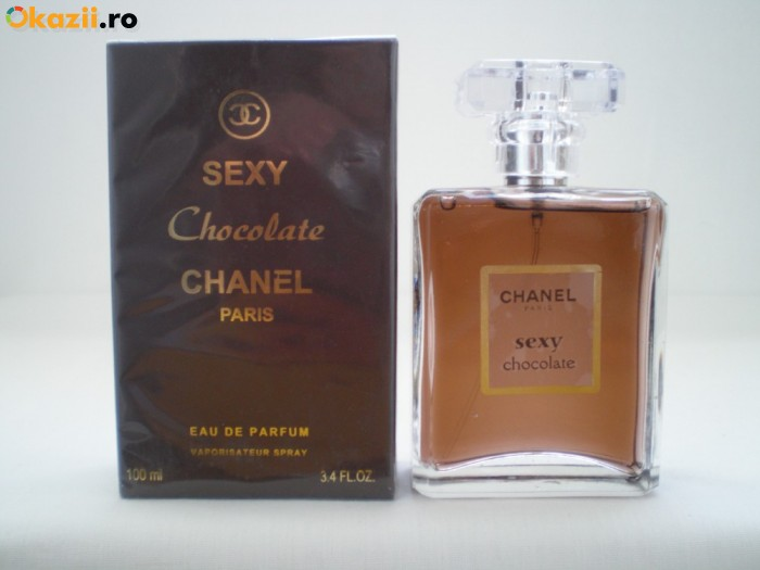 chanel sexy chocolate