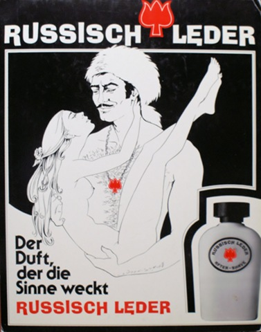 russisch leder old