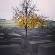 Jewish memorial in Berlin
