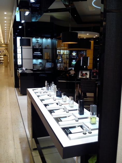 Butik Chanel v KaDeWe