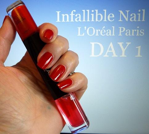 Infalliable Nail L´Oreal Paris
