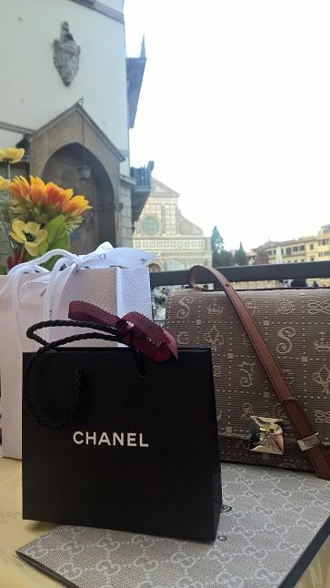 chanel - taška