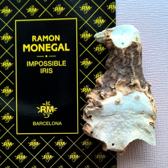 ramon monegal impossible iris