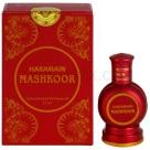 Al Haramain - Mashkoor, pěkná arabská růže s živočišným pižmem. Ve flakonku 15 ml od 200Kč, pro kamarádky, které už něco snesou.
