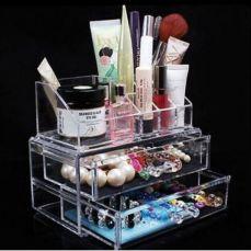 To je taková slast, prohrabat se šminkama a udělat si v nich pořádek a systém! Takže: organizér https://www.normain.cz/trd-kosmeticky-organizer-pro-ulozeni-dekorativni-kosmetiky-pruhledny-akrylovy