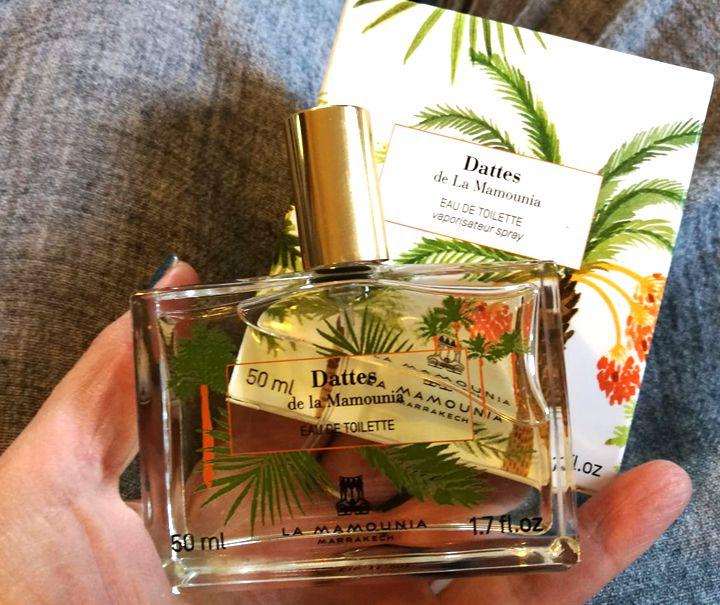 La Mamounia Dates Parfum 3 Frangipani