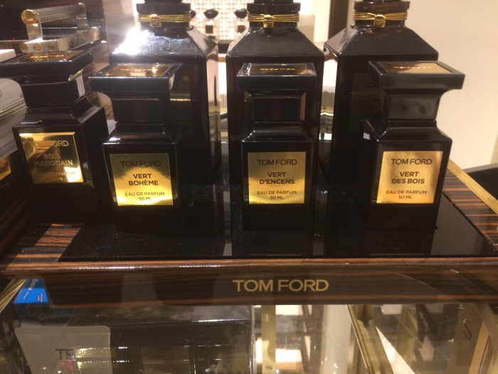 Amerika Bergman New York Tom Ford
