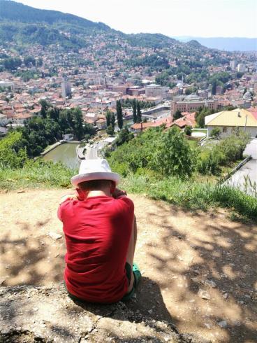 Sarajevo, Bosna a Herzegovina