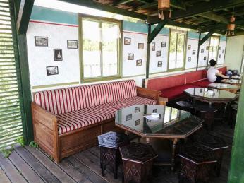 Kavárna na kopci